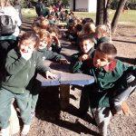 Visitamos el Parque Ecológico con las salas de 4 y 5 años