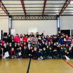 Chocolate Literario con el Colegio Amadeo Sabattini