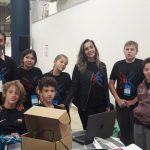 Robótica – 1° Edición de la Competencia  MakeX Argentina