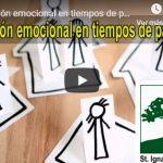 Educación emocional en tiempos de pandemia