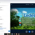 Visita virtual a Ledesma