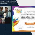 MATECLUBES – RONDA FINAL