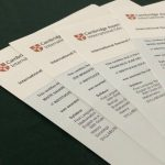 Entrega de Certificados Internacionales de la Universidad de Cambridge